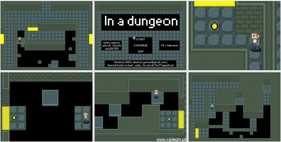 In A Dungeon