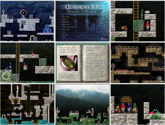 Quadrax 6 - Atlantis
