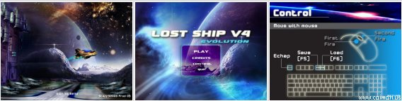 Lost Ship V4 Evolution
