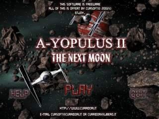 A-Yopulus II The next moon