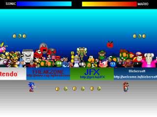 Mario and Sonic Return