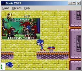 Sonic 2099