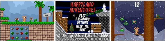 HappyLand Adventures - Xmas