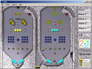 2in1 Pinball-Twins