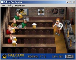 Falcon Beertender