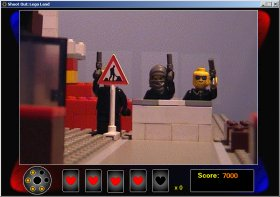 Shoot Out: Lego Land