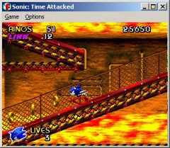 Sonic: Time Attacked