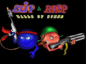 Blip & Blop - Balls of Steel