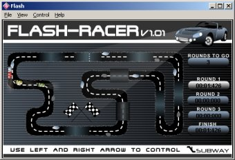 Flash-Racer
