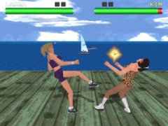 World Of Fighting