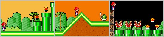 Mario In Worlds Unknown