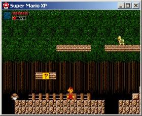 (مفاجأة) لعبة super mario XP بمساحة خيالية (فقط 4.41 ميجا) 634-1