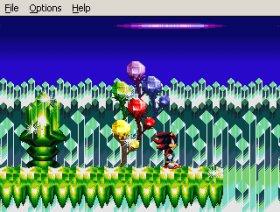 Sonic Parallactic Adventure