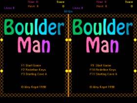 Boulder Man