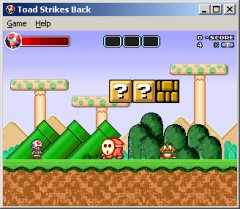 Toad Strikes Back