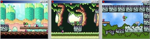 Yoshi's Jungle
