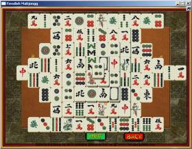 Fiendisch Mahjongg