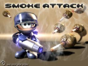Smoke Attack