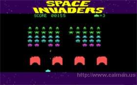 9k Space Invaders