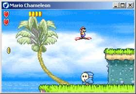 Mario Chameleon
