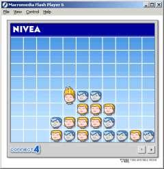 Nivea Connect 4
