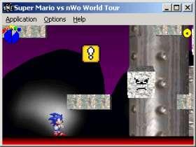 Super Mario vs nWo World Tour