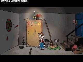 Little John Evil