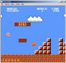 Mario Dash