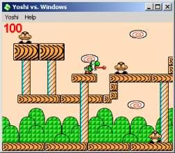 Yoshi vs Windows