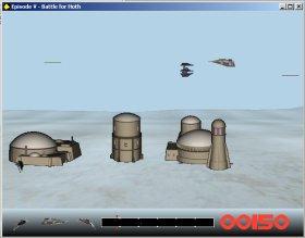 Episode V: Battle for Hoth