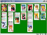 Solitaire: Sailor Moon Edition