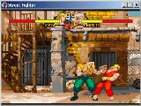 Street Fighter - Ken vs. Charlie