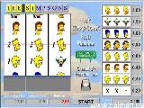 The Simpsons Fruit Machine