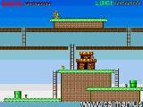 Super Mario: Bowser strikes back