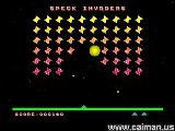 Speck Invaders