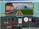 GlobalRail Train Sim