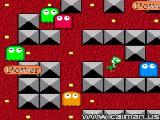 Yoshi in Pacman's World