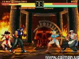Street Fighter vs Fatal Fury