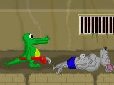 Croco in the Sewage