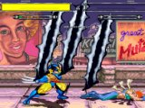 TMNT vs X-Men