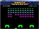 Space Invaders Crossley