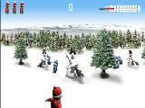 Schneeballschlacht (Snowball Blast)